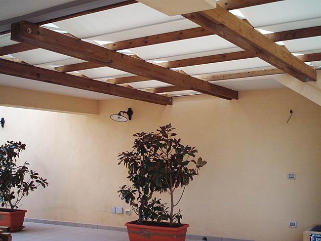 Accetta Teloni - Ragusa - Coperture per tettoie